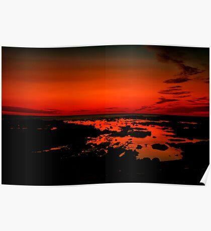 """Daybreak on Point Grey"" Poster"