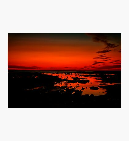"""Daybreak on Point Grey"" Photographic Print"