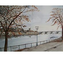 Putney Bridge Photographic Print