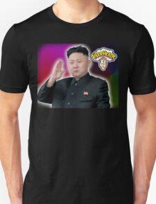 ALL HAIL GLORIOUS LEADER Unisex T-Shirt