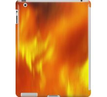 ABSTRACT OF LIGHT AND REFLECTION iPad Case/Skin