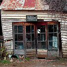 Shopping From Bygone Days - Sofala NSW by Bev Woodman