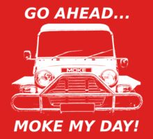Moke My Day! by RedB