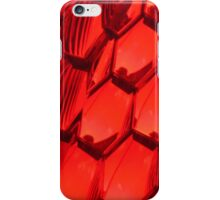 Red reflection © iPhone Case/Skin