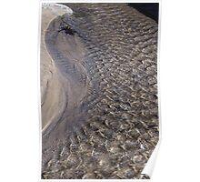 Coalcliff beach Poster