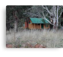 Old Cottage - Sofala NSW Canvas Print