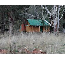 Old Cottage - Sofala NSW Photographic Print