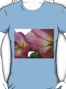 Fading Pink Tulips T-Shirt