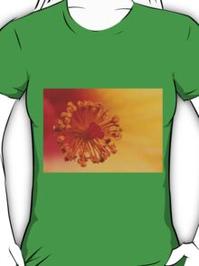 The Centre Of The Hibiscus T-Shirt
