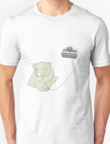 Tape Bear T-Shirt
