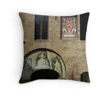 San Gimignano, Tuscany Throw Pillow