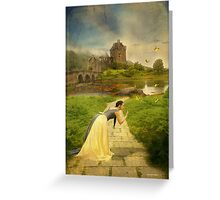 Once Upon A Time, Never Comes Again... Greeting Card