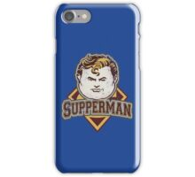 TOO MUCH SUPPERS iPhone Case/Skin