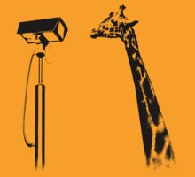 cctv vs giraffe by Simon Reeves