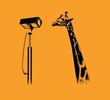 cctv vs giraffe Unisex T-Shirt