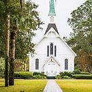 Country Church by dbvirago