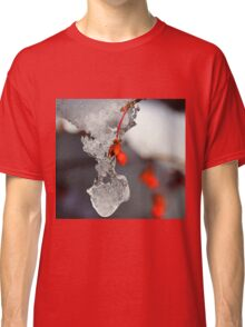Icy Elegance Classic T-Shirt