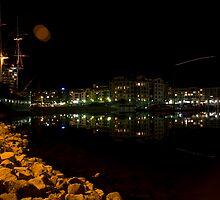 Glenelg by Night  by Tamarama72