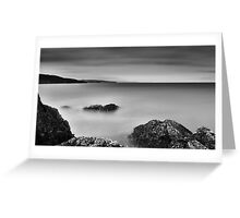 Portmuck View Greeting Card