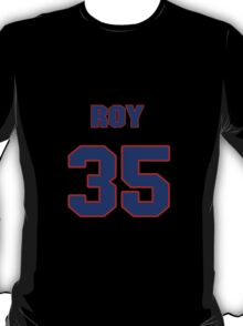 National baseball player Roy Staiger jersey 35 T-Shirt