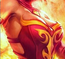 Lina  by S4beR