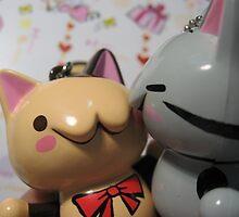 Cat lover by katiejen