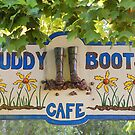 Muddy Boots Cafe by Grinch/R. Pross