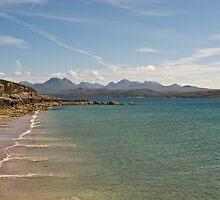 Loch Gairloch by Mark Baldwyn