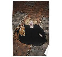 Precious on the floor Poster