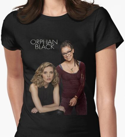 Cophine Star Crossed Lovers Womens Fitted T-Shirt
