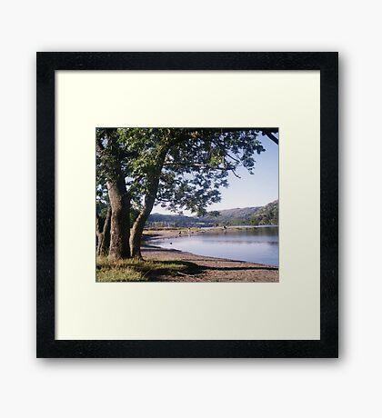 Beautiful Britain Framed Print