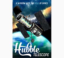 Hubble Telescope Space Travel Poster Unisex T-Shirt