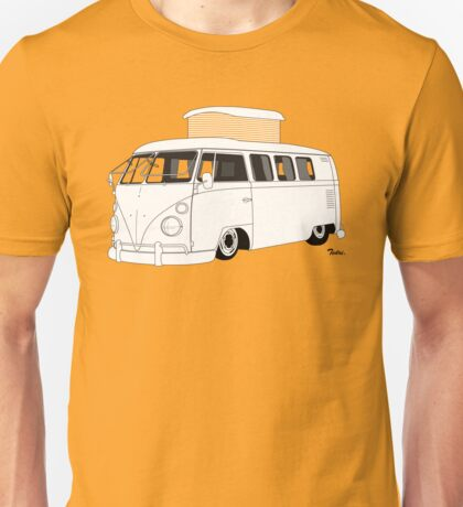VW Type 2 Camper T-Shirt