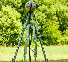 Sculpture, Il Giardino di Daniel Spoerri, Seggiano, Tuscany, Italy by Andrew Jones