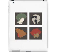 Cowboy Bebop - Partners iPad Case/Skin