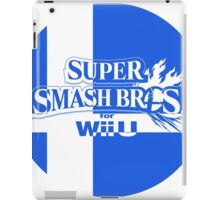 Super Smash Bros. For Wii U iPad Case/Skin