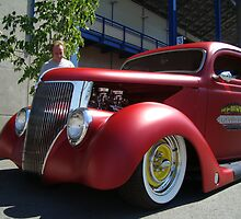 Hemrod 40 Ford by dwcdaid