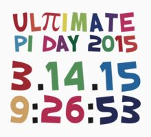 Excellent 'Ultimate Pi Day 2015 Color Explosion' T-shirts, Hoodies, Accessories and Gifts Kids Clothes