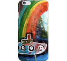 ahoy there  iPhone Case/Skin