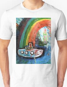 ahoy there  Unisex T-Shirt