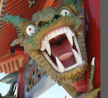 Dragon come to .... Khan  by jab03