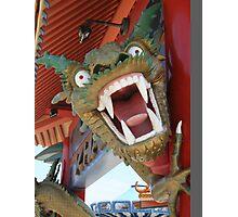 Dragon come to .... Khan  Photographic Print