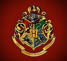 HOGWARTS - HARRY POTTER by hxrtsy