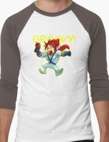 Iora's New Suit Men's Baseball ¾ T-Shirt
