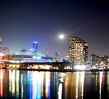 docklands by Tod  Walker
