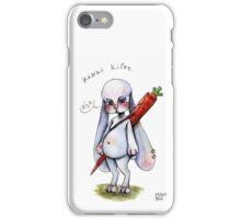 kawaii killer iPhone Case/Skin