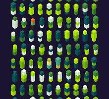 Robotz - Irish Grass by Tomasz Zych
