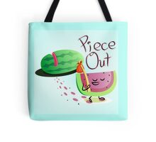 Piece Out Tote Bag