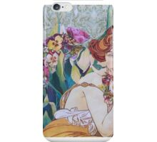 Commission Florist (No. 2) iPhone Case/Skin