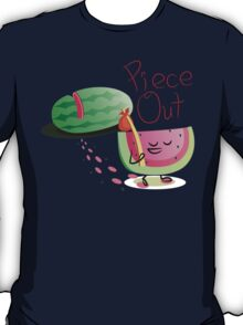 Piece Out T-Shirt